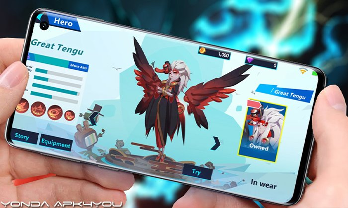 New Moba! Shining Arena – Android IOS Gameplay