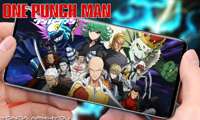New Anime Games!One-Punch Man: Road to Hero 2.0 Android IOS Gameplay
