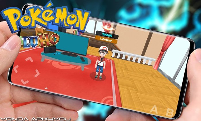 New Pokemon Game! Pokemon Luhostory – Android IOS Gameplay