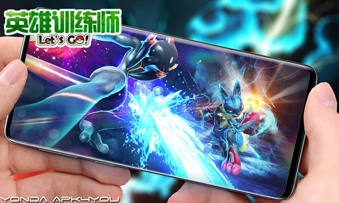 New Pokemon Game! Hero Trainer 英雄训练师 – Android IOS Gameplay
