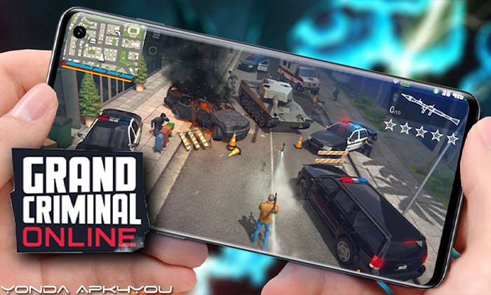 New Open World Game! Grand Criminal Online – Android IOS Gameplay