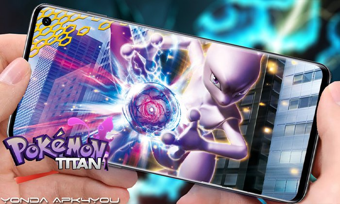 New Pokemon Game! Pokemon Titan JoiPlay – Android IOS Gameplay