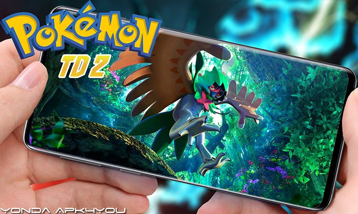 New Pokemon Game! Pokemon Tower Defense 2 – Android IOS Gameplay