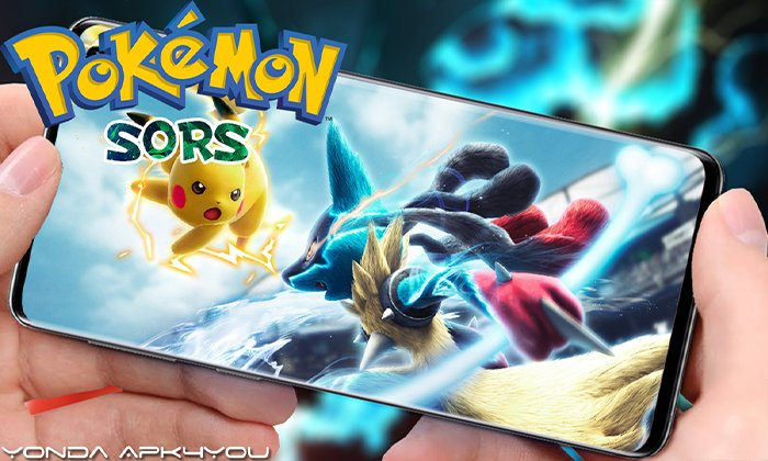 New Pokemon Game! Pokemon Sors – Android IOS Gameplay