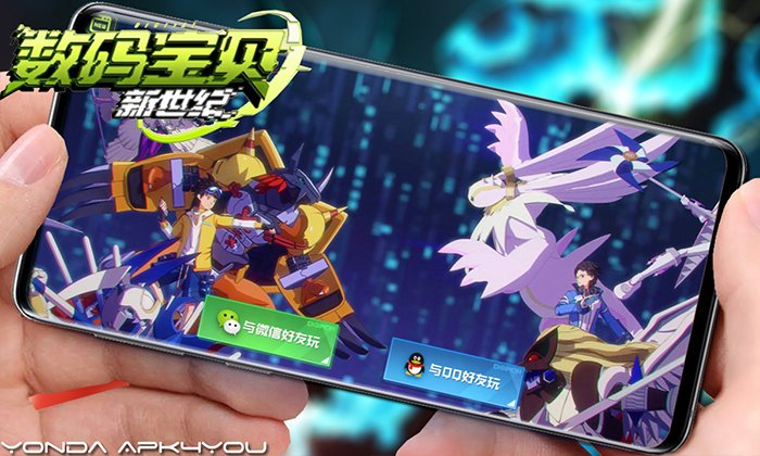 Digimon: New Century 数码宝贝:新世纪 Android IOS Gameplay