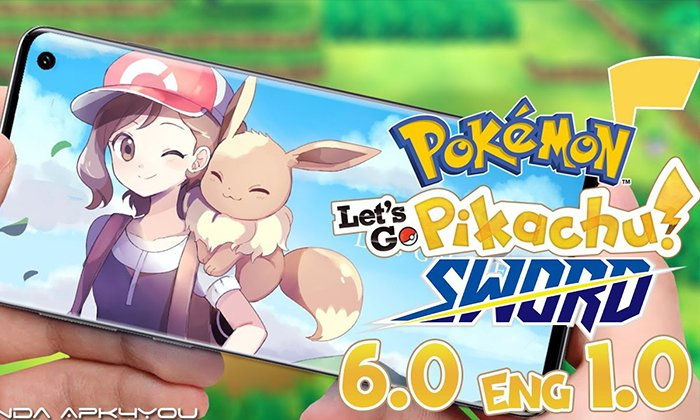 Download Pokemon Let's Go Pikachu GBA 6.0 ENG 1.0 – Android IOS Gameplay