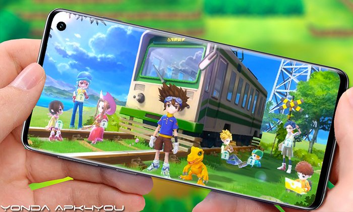 New Digimon Game! Digimon Electronic Battle Century 2021 – Android IOS Download