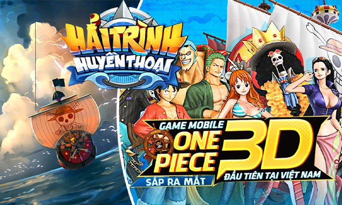 New One Piece Legendary Journey Hải Trình Huyền Thoại Download Gameplay Android IOS
